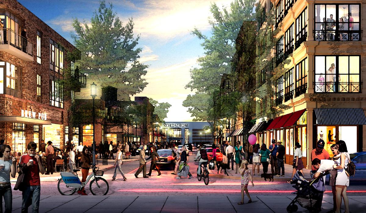 Easton Urban District Ohio Concept Presentation