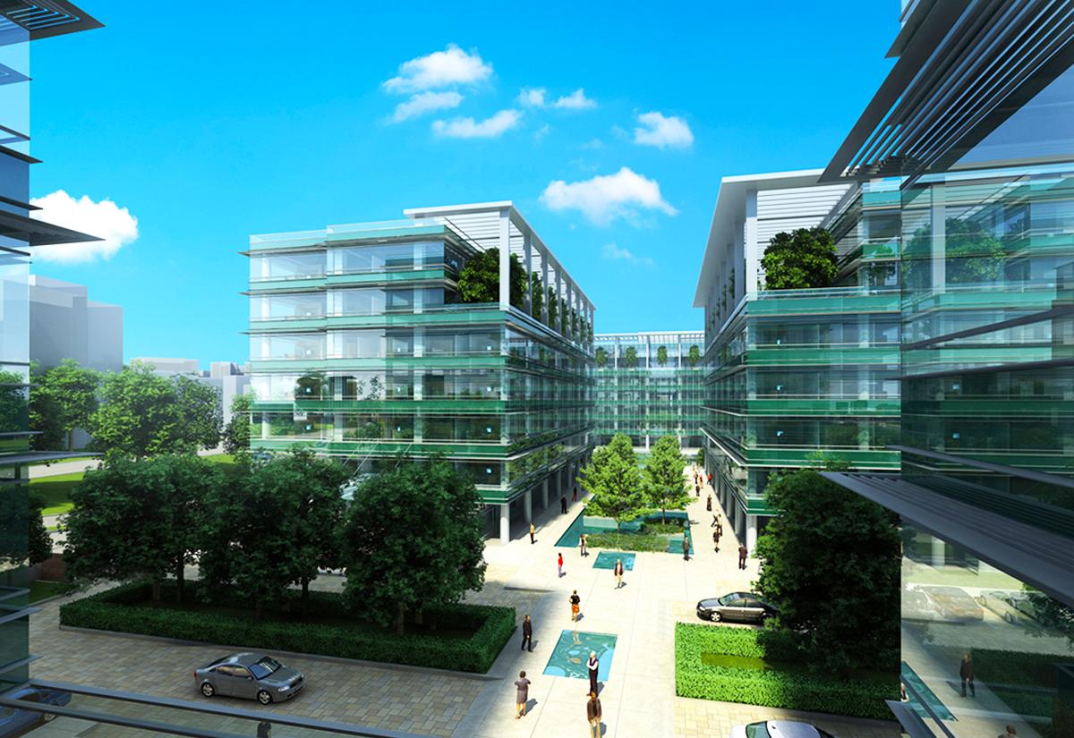 Eko Park Corporate Offices Quito Ecuador Design Architect Firm