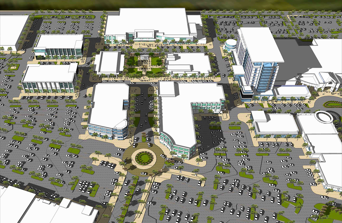 Magnolia Park South Carolina Design Architect Plan