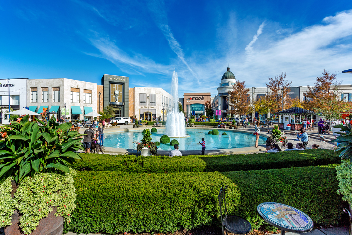 Fountain Park at Easton Expansion