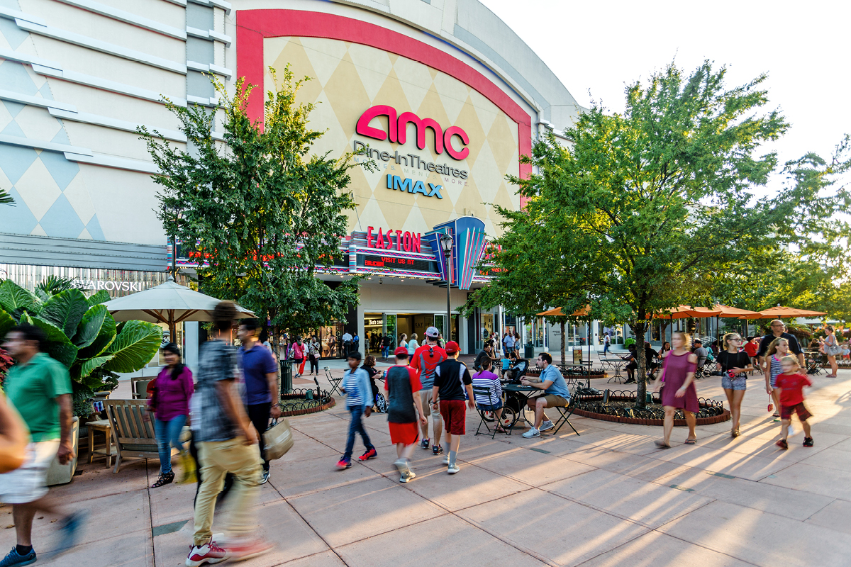 AMC Theaters at Easton Town Center