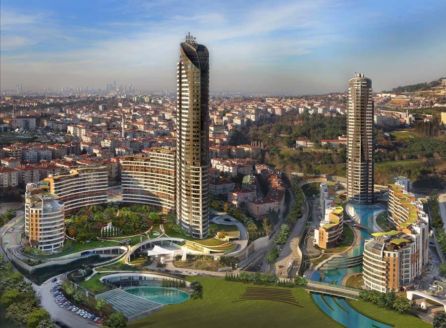 Akasya Istanbul Design Architects D3i