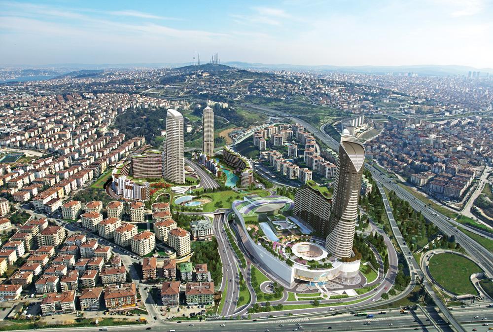 Akasya Istanbul Design Architects