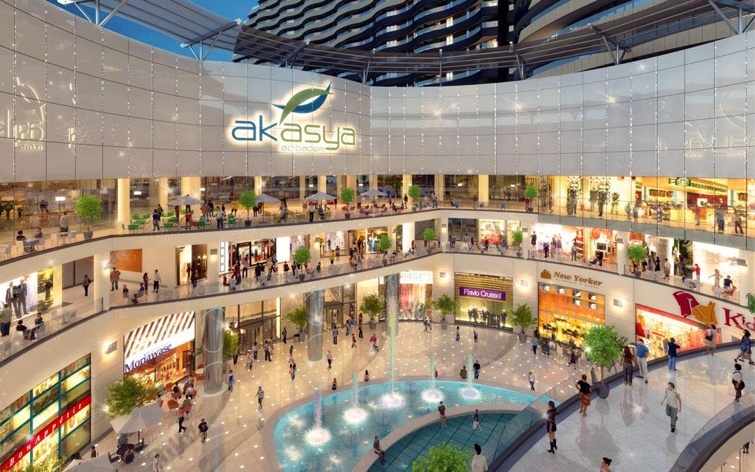 Akasya Turkey Design Architects D3i