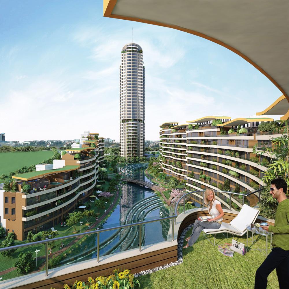 Akasya Turkey Design Architects