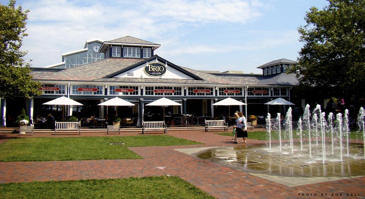 Easton Town Center Columbus Ohio Design Architects