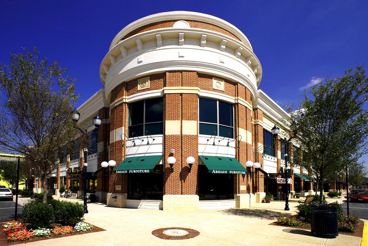 Fairfax Corner Virginia Design Architects