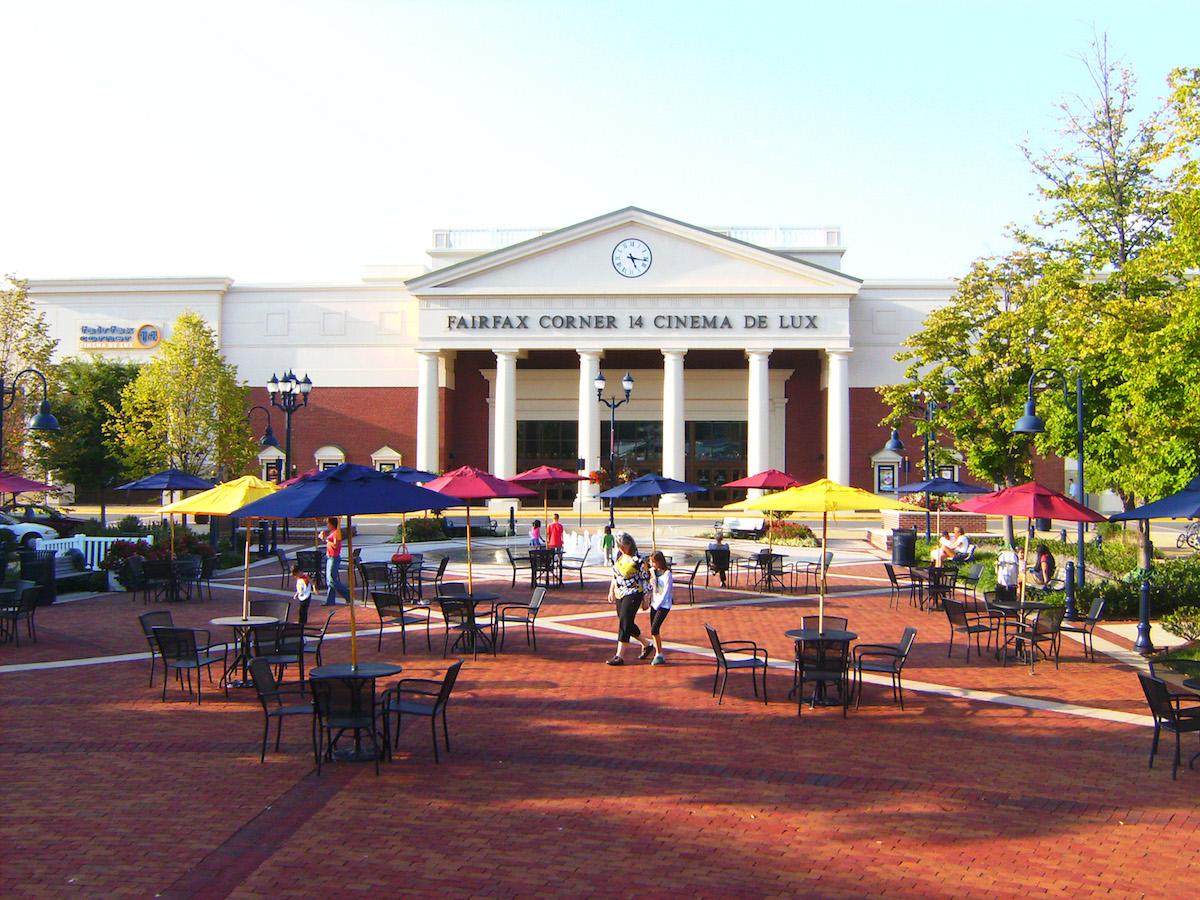 Fairfax Corner Virginia Design Architect Firm