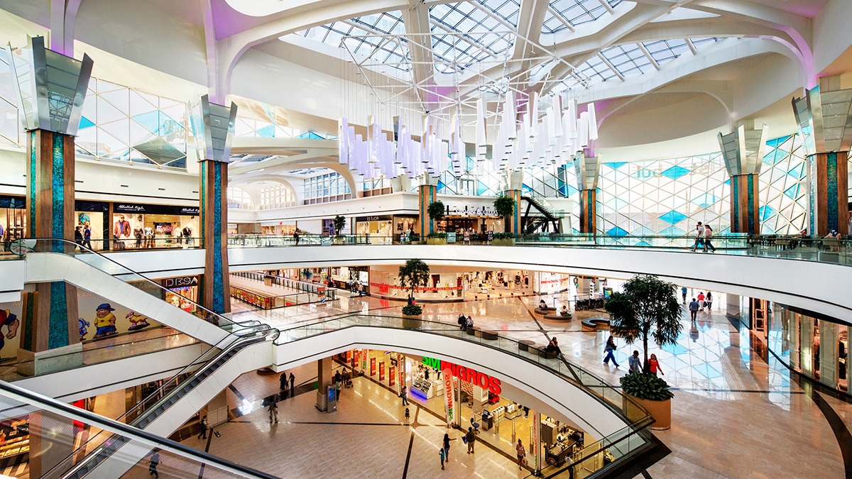 Mall of Istanbul Design Architect Firm