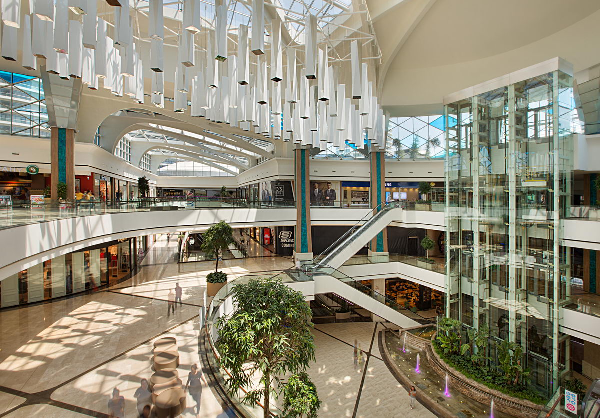 Mall of Istanbul Design Architects