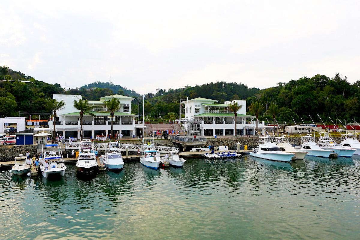 Marina Pez Vela Costa Rica Design Architects