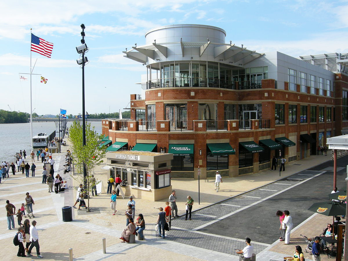 National Harbor Prince Georges County Design Architects