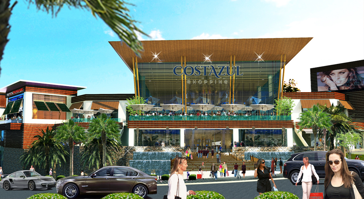 Pacifico Hotel Mall Mixed Use Design Architects