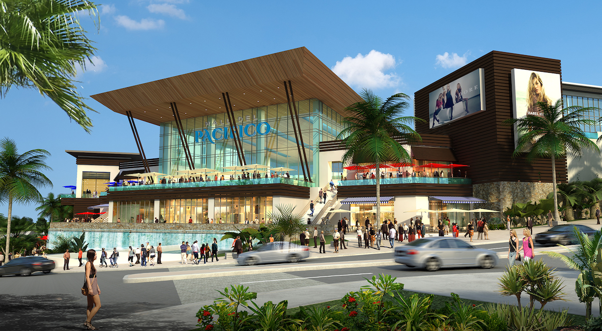 Pacifico Hotel Mall Quito Ecuador Design Architects