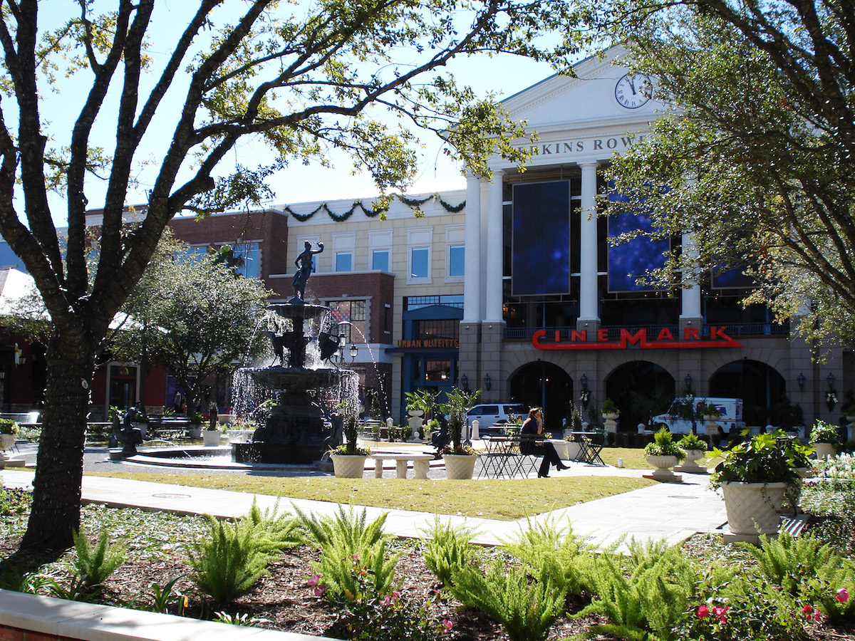 Perkins Rowe Baton Rouge Louisiana Design Architect Firm