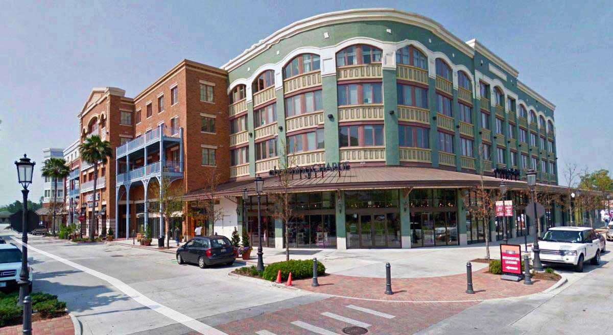 Perkins Rowe Louisiana Design Architects