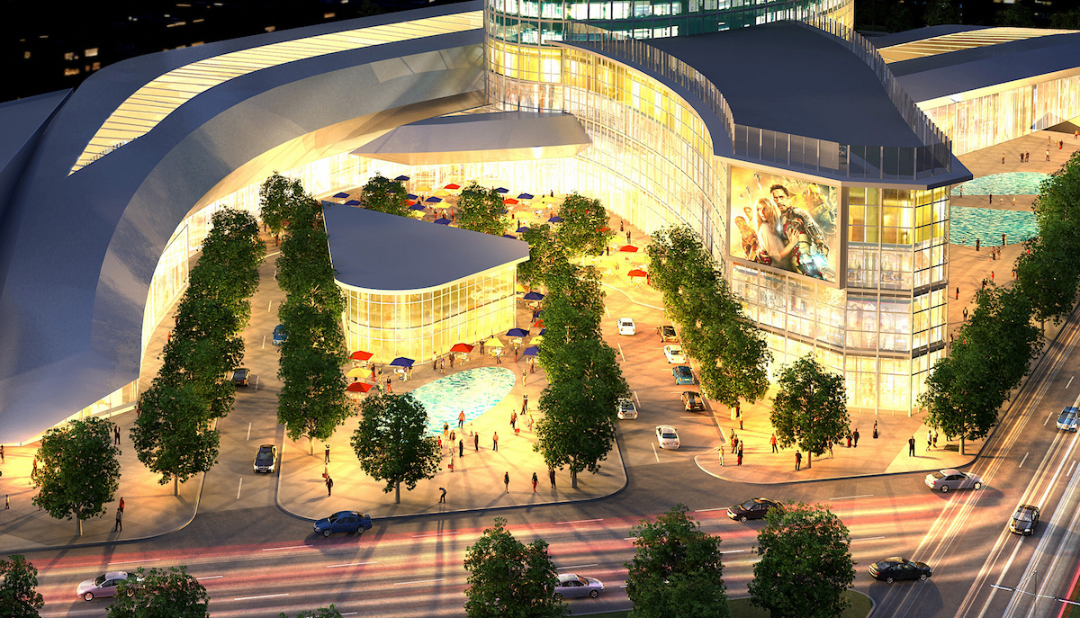 Plaza 250 Istanbul Design Architects