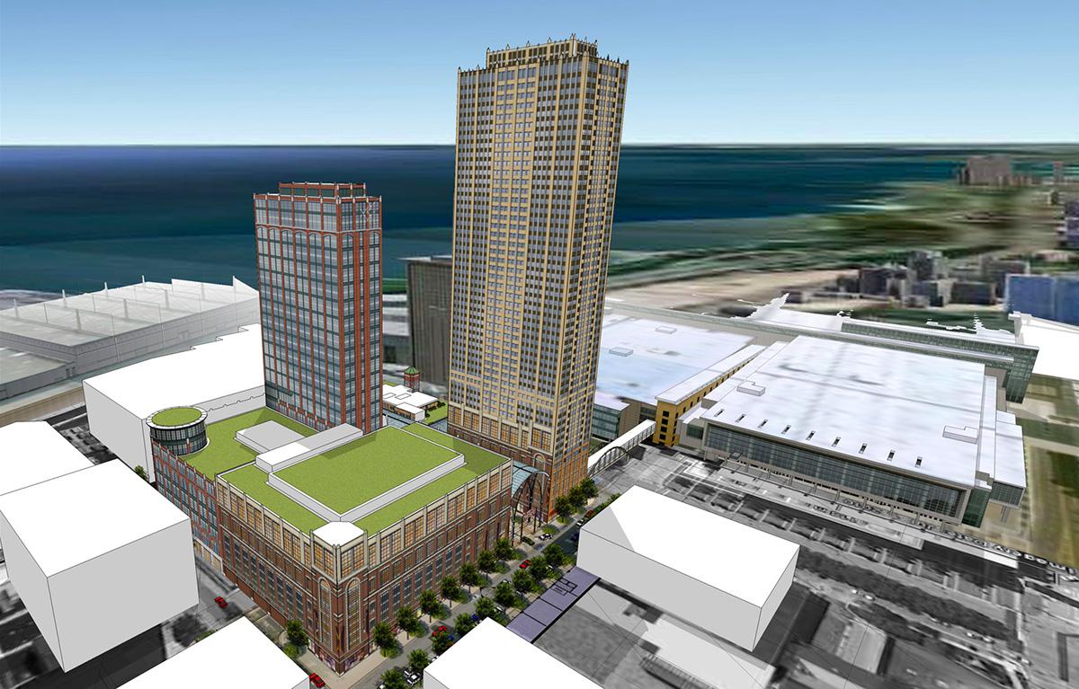 Prairie Block Chicago IL Design Architects