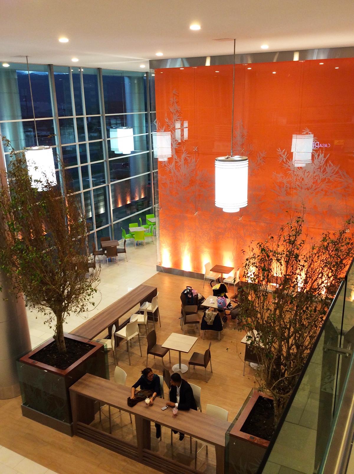 Quito Airport Center Design Architect Firm