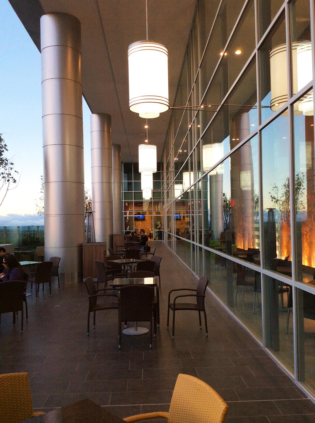 Quito Airport Center Design Architects