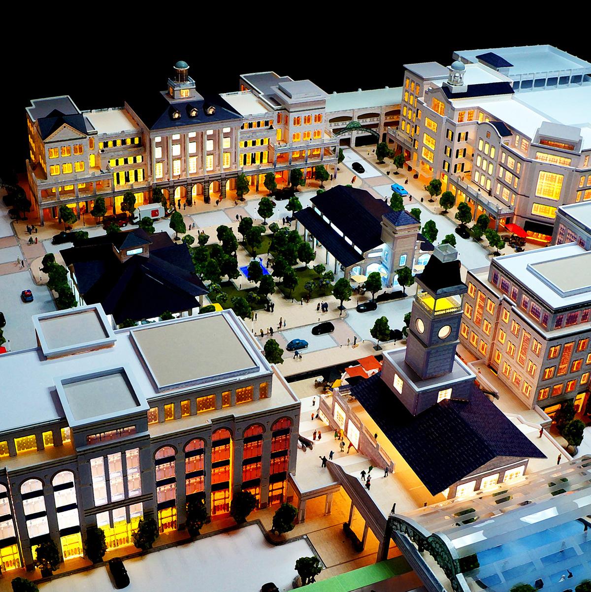 Ronknokoma Station Square Design Architects