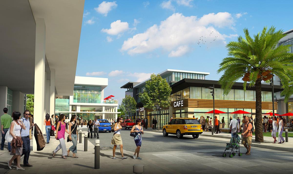 Santo Domingo Managua Town Center Design Architects