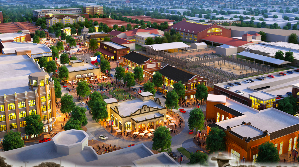The Stockyards Fort Worth TX Design Architects / Architectos