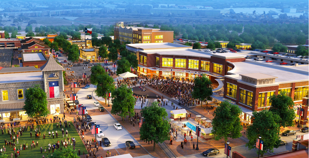 The Stockyards Ft Worth Texas Design Architects / Architectos