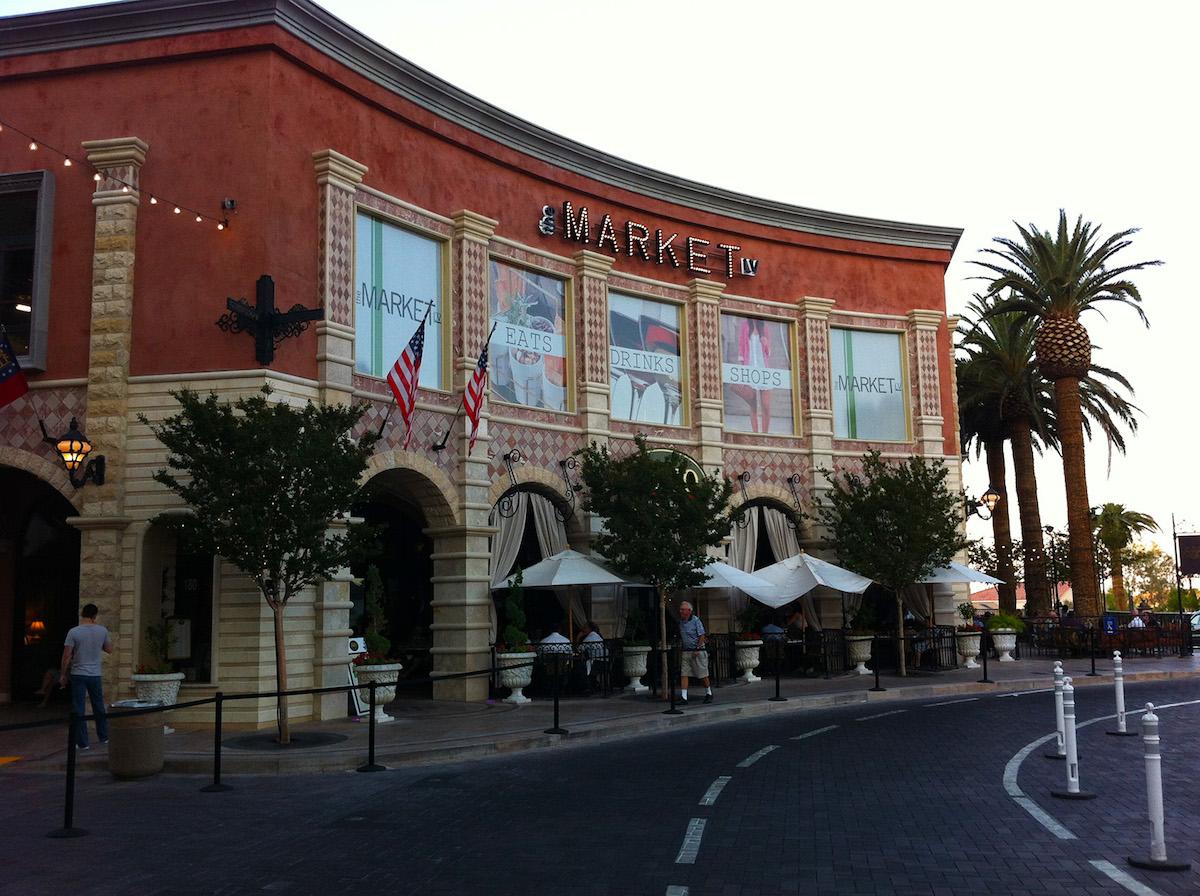 Tivoli Village Vegas Design Architects