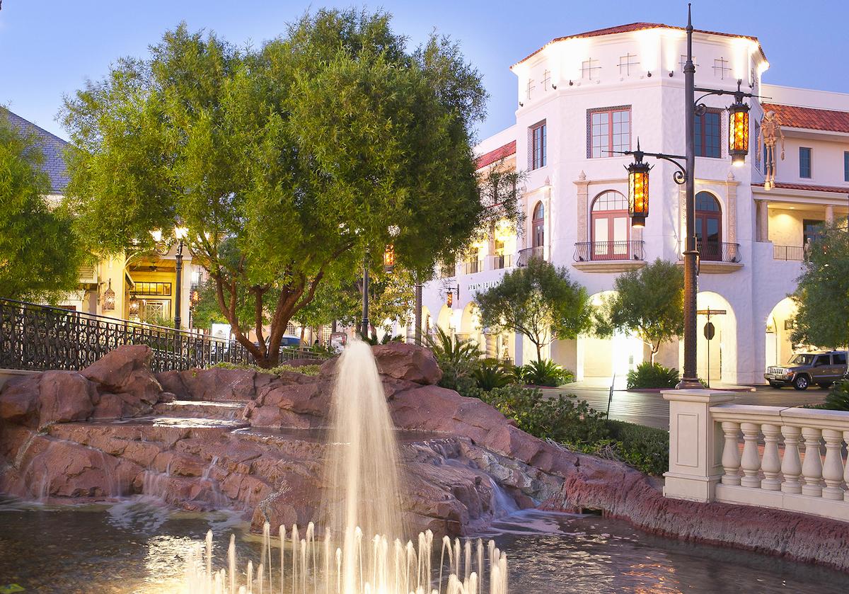 Town Square Las Vegas Design Architects