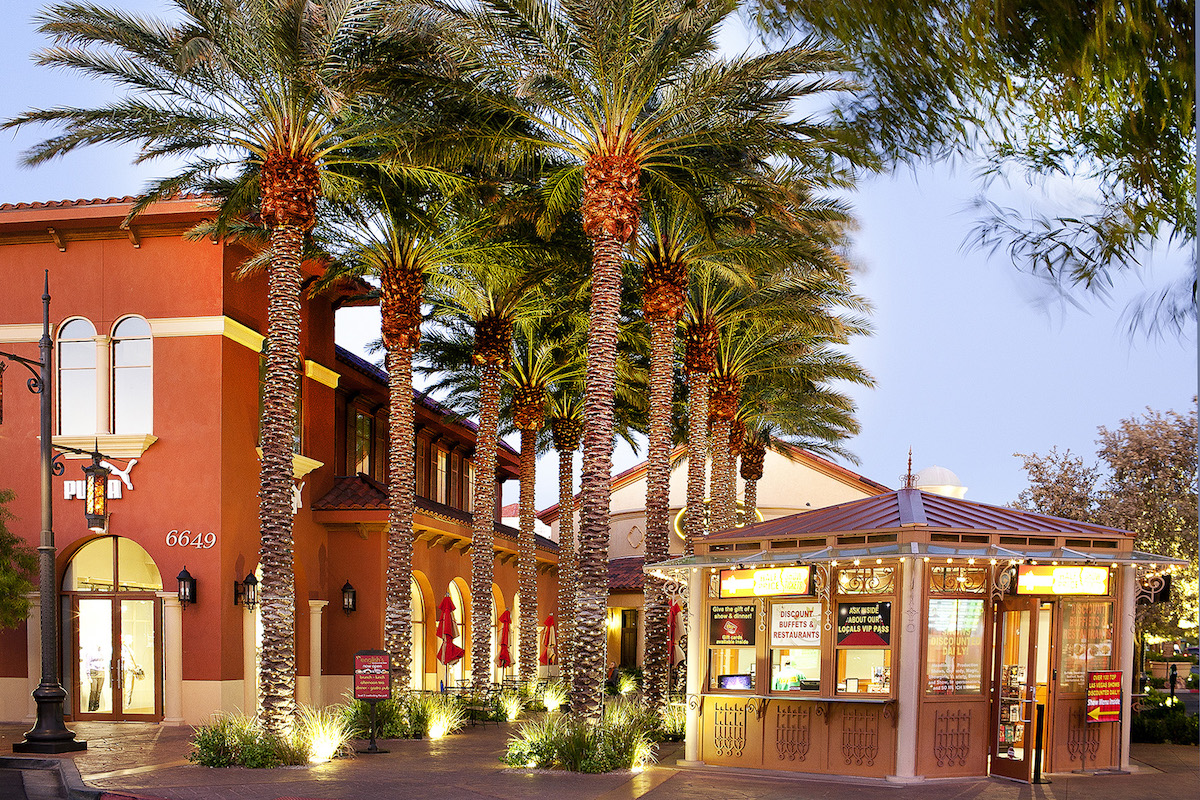 Town Square Las Vegas Nevada Design Architects