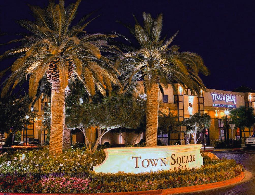 Town Square Vegas Design Architects