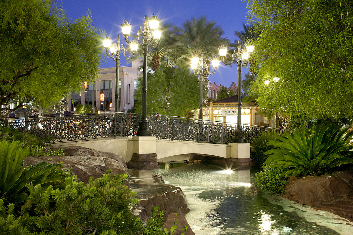 Town Square Vegas Nevada Design Architects
