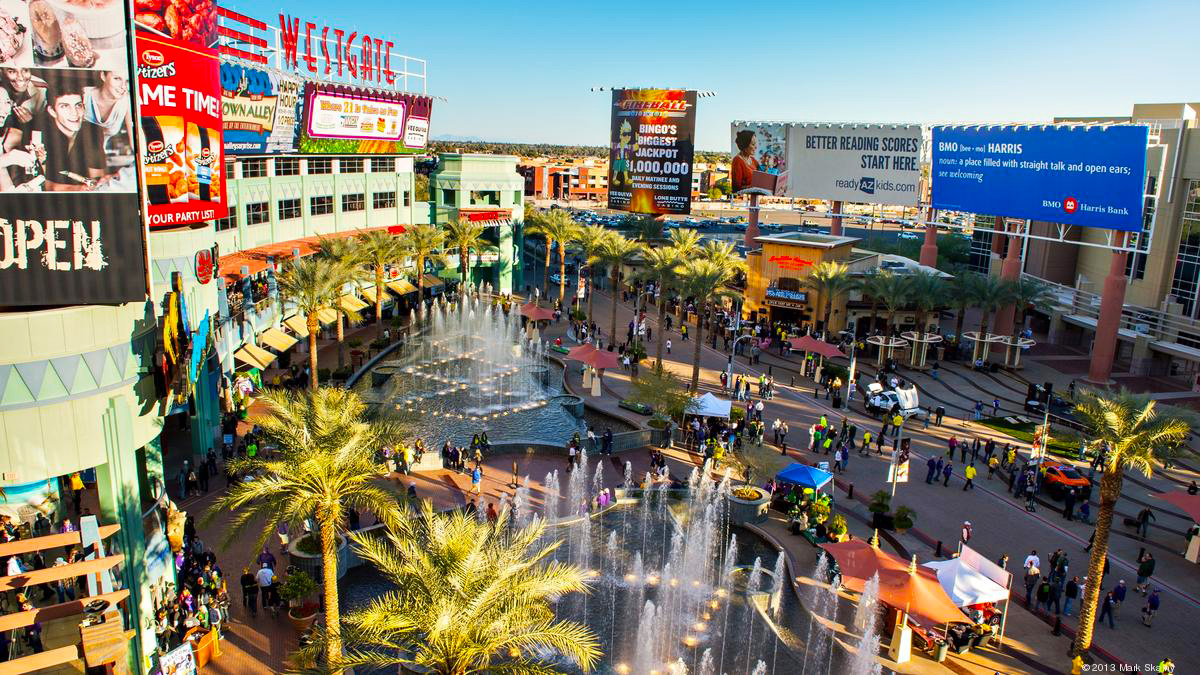 Westgate City Center Glendale Mall Design Architects