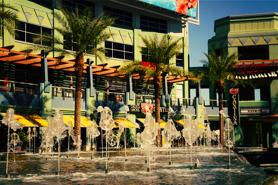 Westgate City Center Mall Glendale Arizona Design Architects