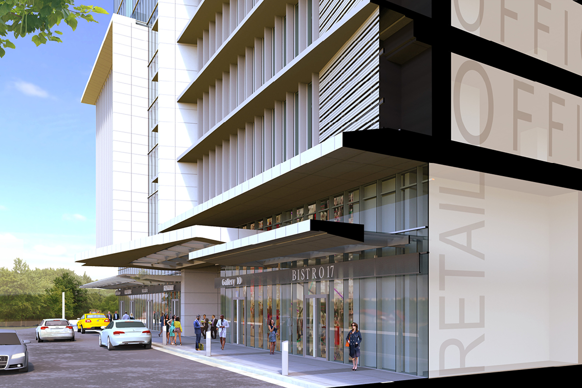 Escazu Tower architect