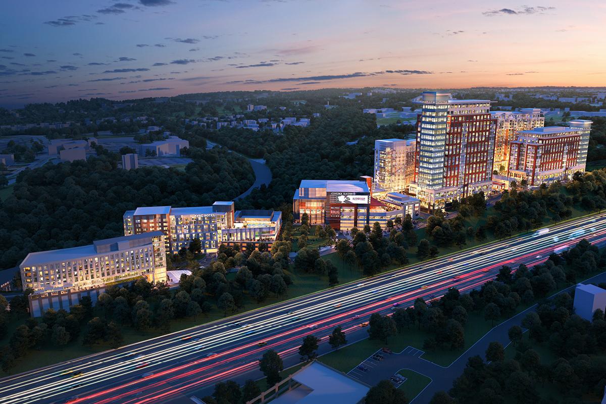 Catonsville Promenade architects planner