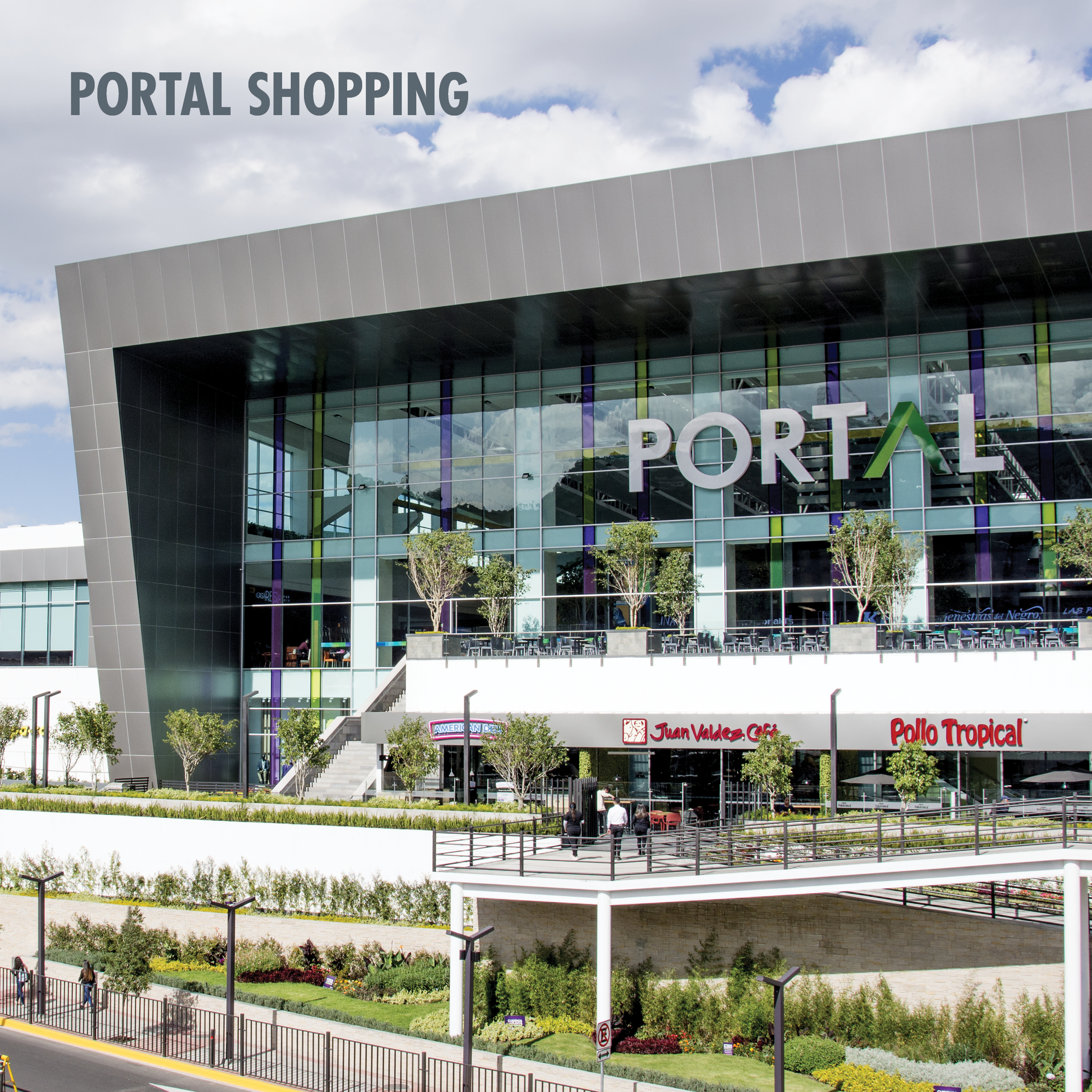 Portal Shopping Architects