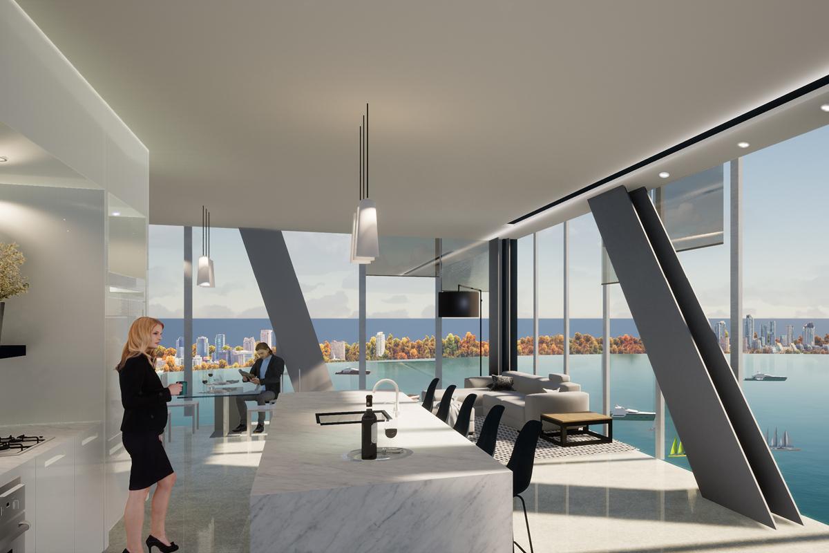 Marina Tower residence