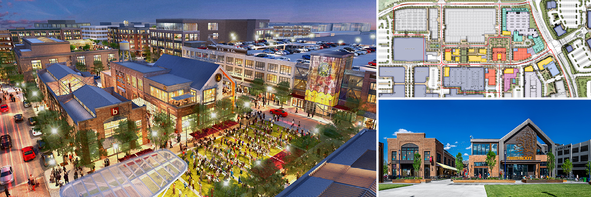 Authentic mixed-use at Easton Town Center