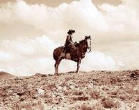 Cowgirl on the Ridge