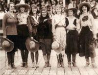 Praire Cowgirls