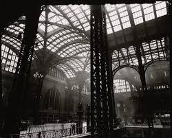 Berenice Abbott, Penn Station