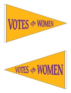 Suffragist Flag 2