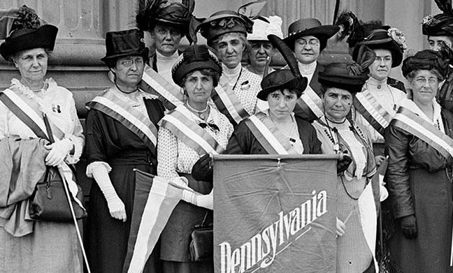 Pennsylvania Ladies