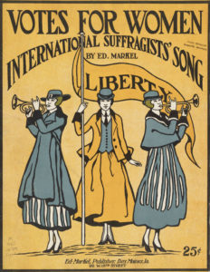 Suffragists' Song