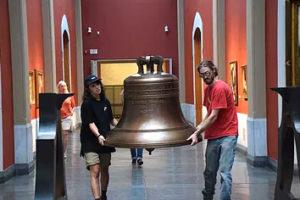 Replica Justice Bell