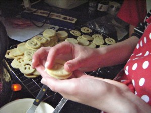 Cooking in French for Children: Biscuit Recipe