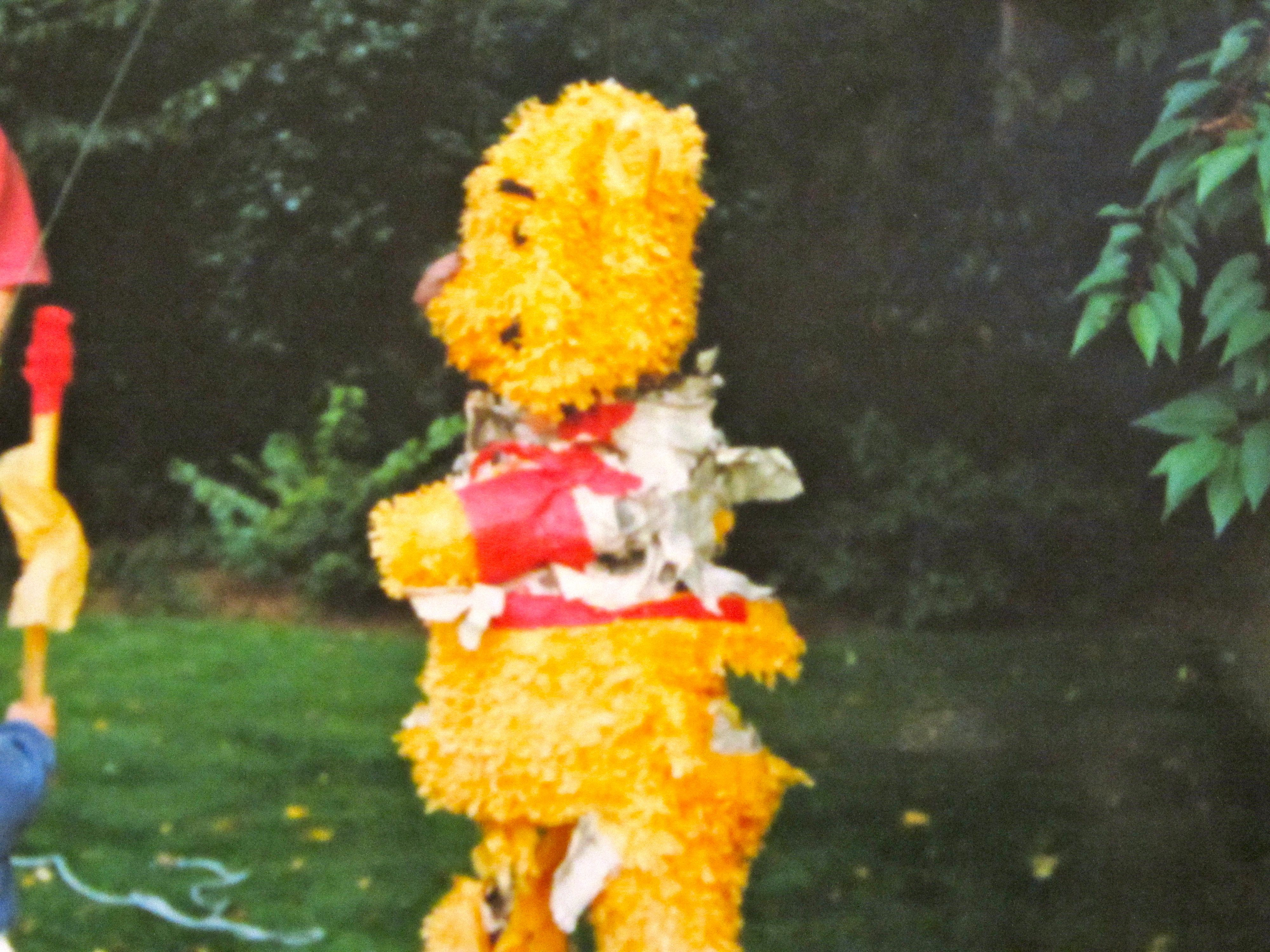 image for hitting a piñata