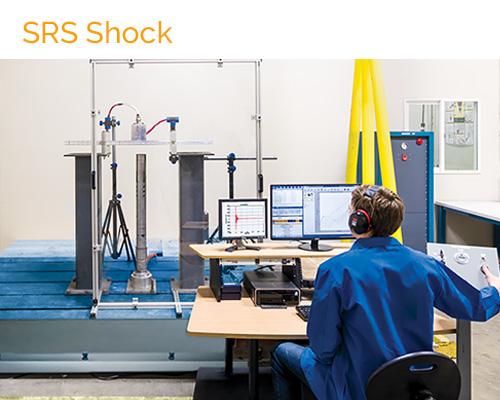 SRS Shock Testing